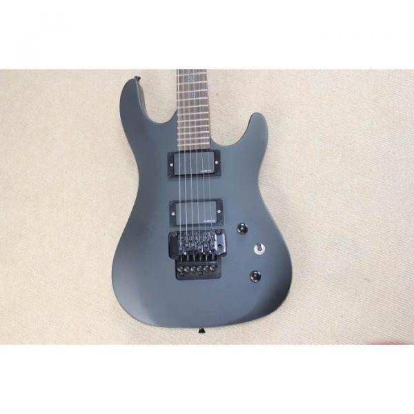 Custom Shop Cort Black Electric Guitar #2 image