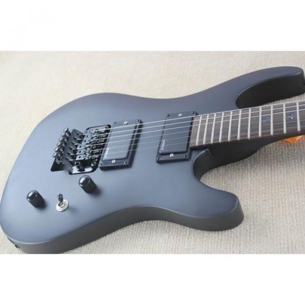 Custom Shop Cort Black Electric Guitar #5 image