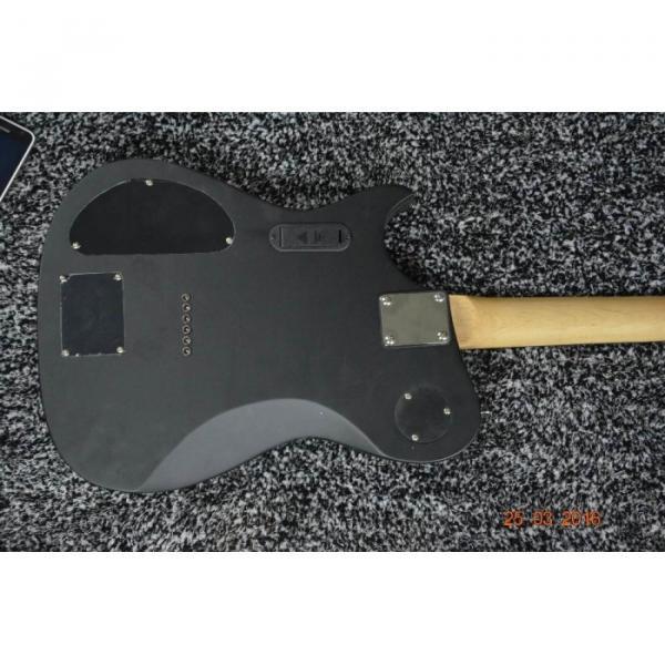 Custom American Standard Manson Telecaster Matte Black Electric Guitar #4 image
