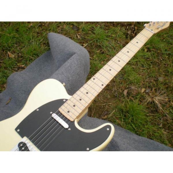 Custom American Standard Danny Gatton Telecaster White Electric Guitar #2 image