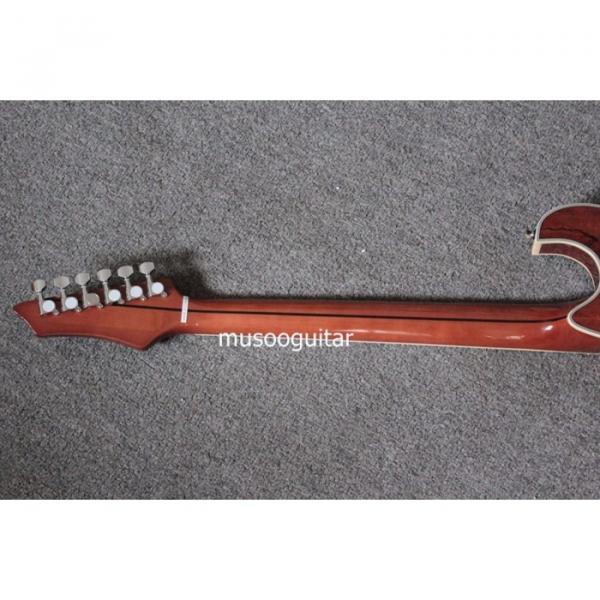 Custom 6 String Languedoc Electric Guitar #2 image