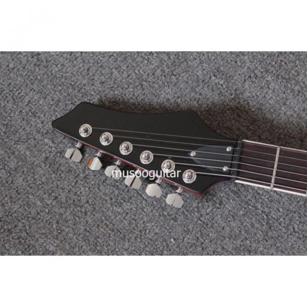 Custom 6 String Languedoc Electric Guitar #5 image
