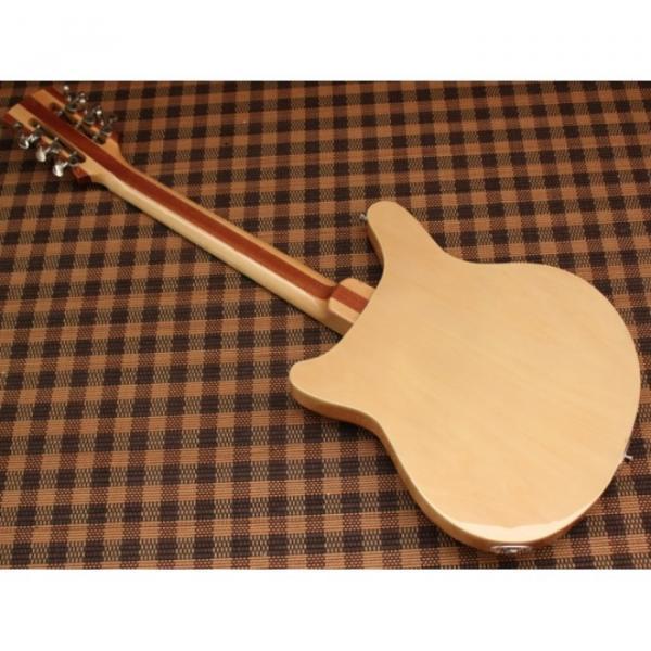 Custom Shop Rickenbacker Natural 12 Strings Guitar #1 image