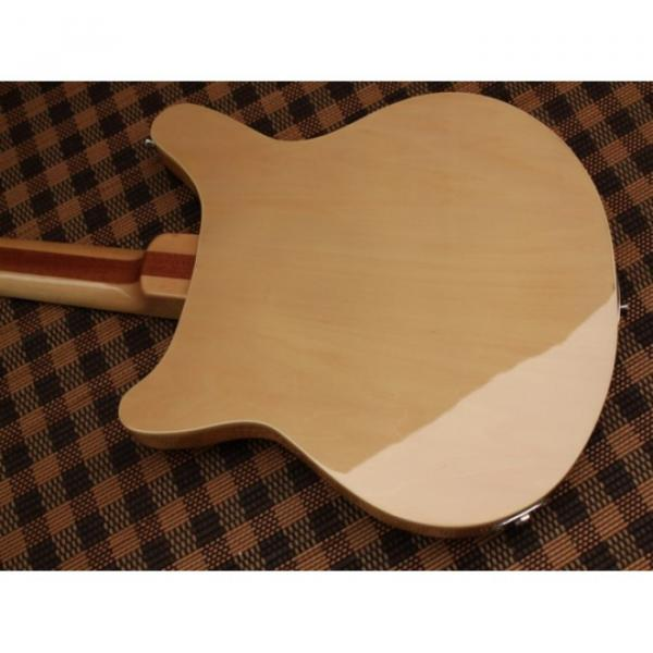 Custom Shop Rickenbacker Natural 12 Strings Guitar #2 image