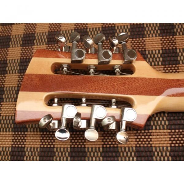 Custom Shop Rickenbacker Natural 12 Strings Guitar #3 image