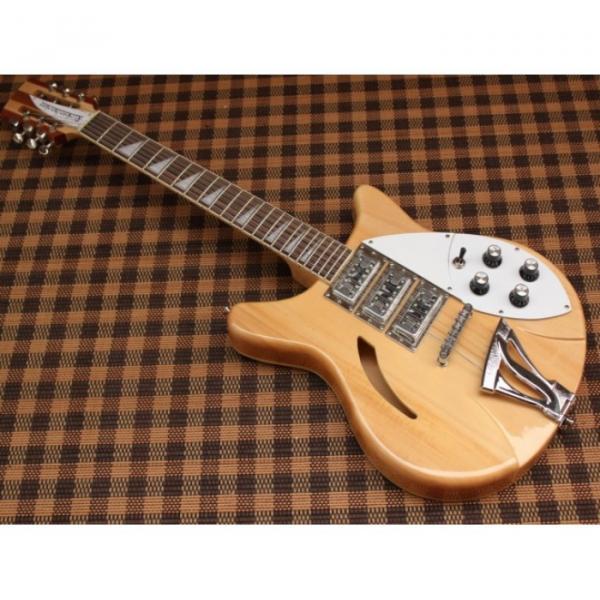 Custom Shop Rickenbacker Natural 12 Strings Guitar #5 image
