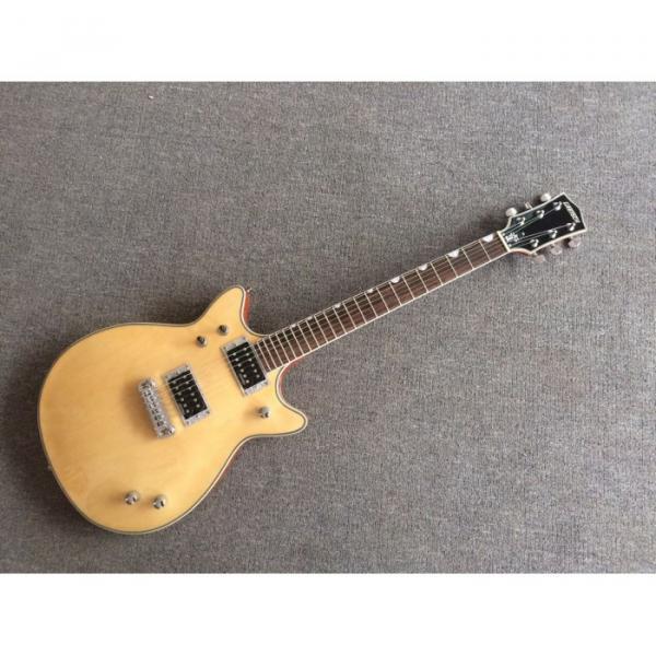 Custom Shop Maple Wood Gretsch G6131MYF Malcolm Young II Guitar #1 image