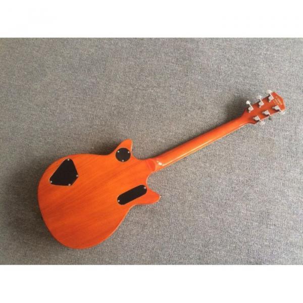 Custom Shop Maple Wood Gretsch G6131MYF Malcolm Young II Guitar #4 image