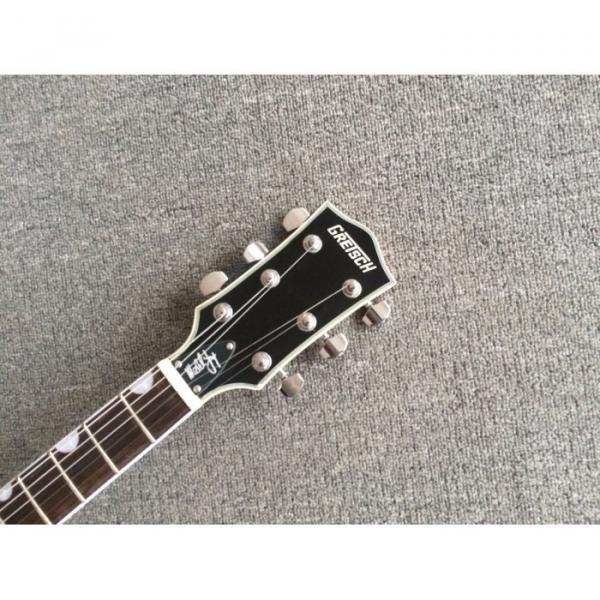 Custom Shop Maple Wood Gretsch G6131MYF Malcolm Young II Guitar #5 image