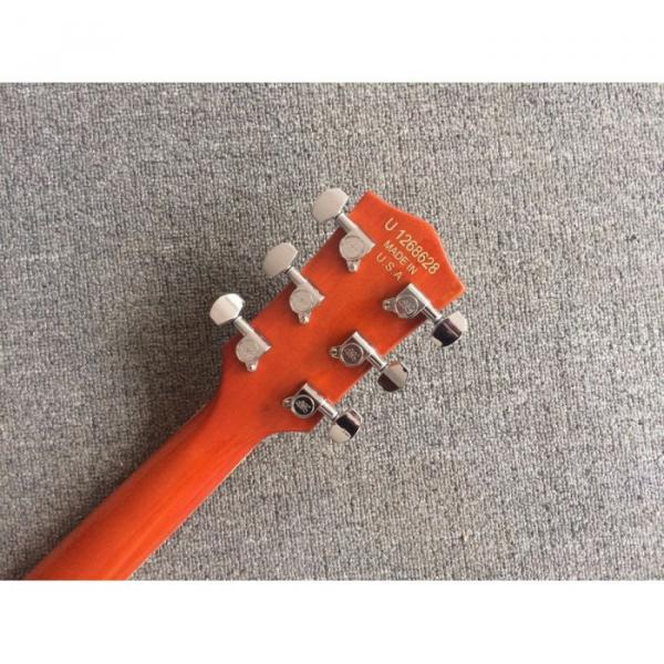 Custom Shop Maple Wood Gretsch G6131MYF Malcolm Young II Guitar #6 image
