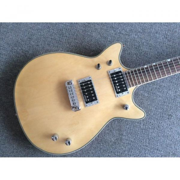 Custom Shop Maple Wood Gretsch G6131MYF Malcolm Young II Guitar #7 image
