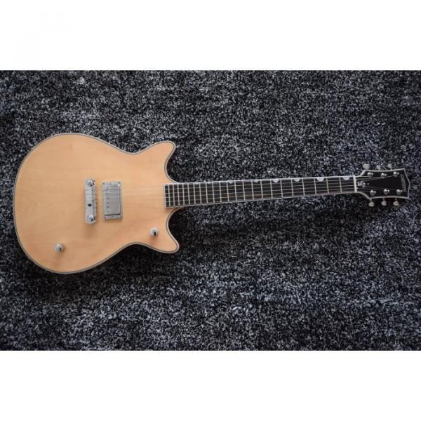 Custom Shop Mahogany Wood Gretsch G6131MYF Malcolm Young I Guitar #1 image