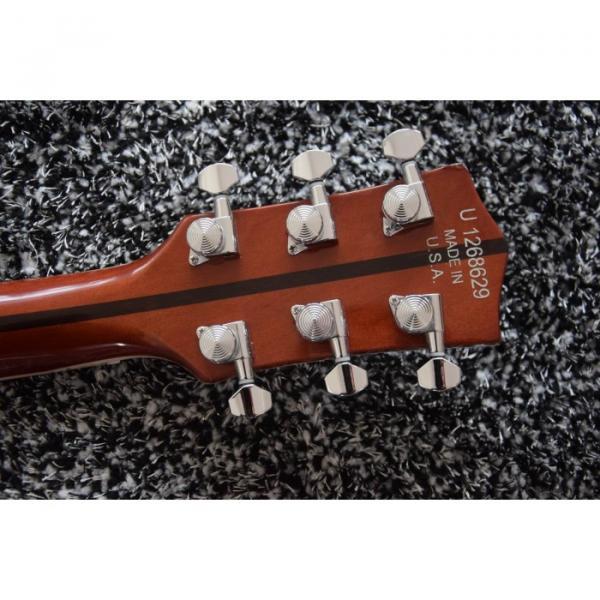 Custom Shop Mahogany Wood Gretsch G6131MYF Malcolm Young I Guitar #2 image