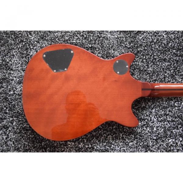 Custom Shop Mahogany Wood Gretsch G6131MYF Malcolm Young I Guitar #3 image