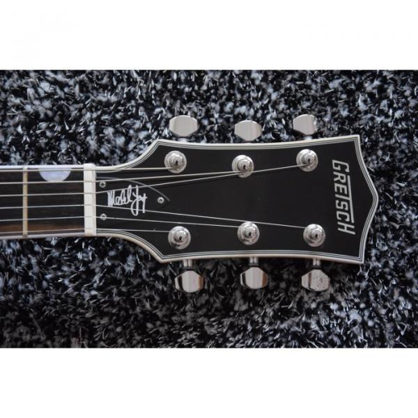 Custom Shop Mahogany Wood Gretsch G6131MYF Malcolm Young I Guitar #6 image