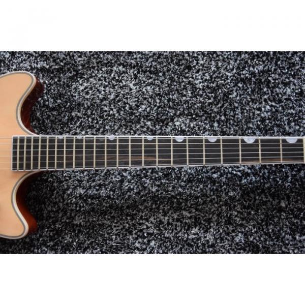 Custom Shop Mahogany Wood Gretsch G6131MYF Malcolm Young I Guitar #7 image