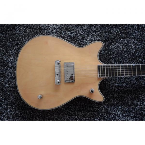 Custom Shop Mahogany Wood Gretsch G6131MYF Malcolm Young I Guitar #8 image