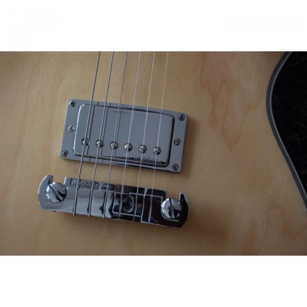 Custom Shop Mahogany Wood Gretsch G6131MYF Malcolm Young I Guitar #11 image