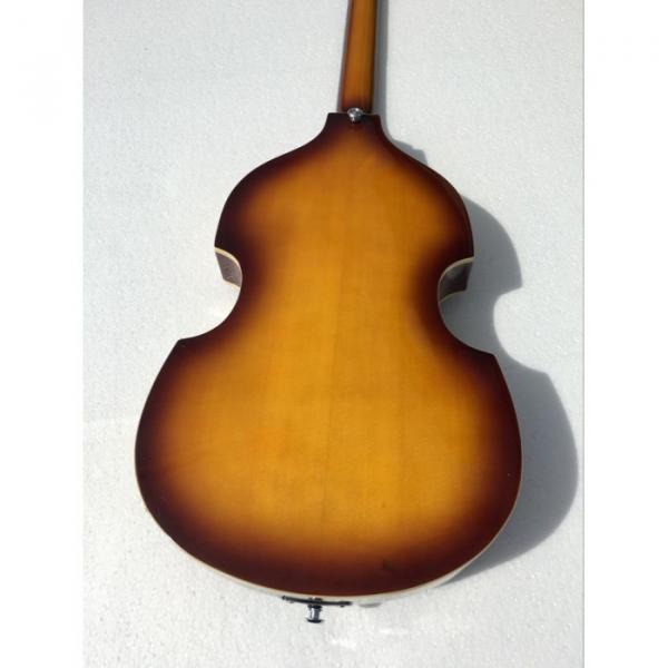Custom Shop Hofner 500/1 Violin Bass Guitar #8 image