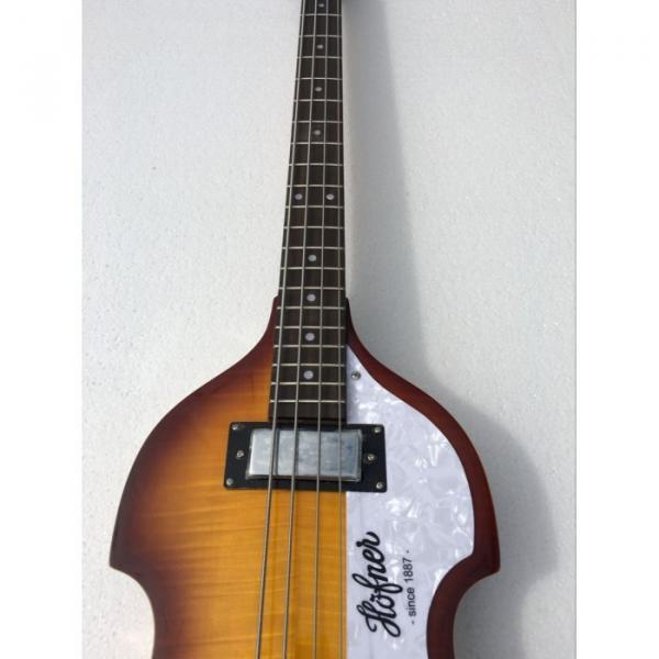 Custom Shop Hofner 500/1 Violin Bass Guitar #9 image