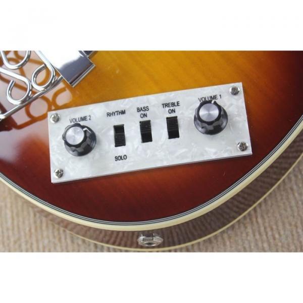 Custom Shop Hofner Vintage Electric Guitar #7 image