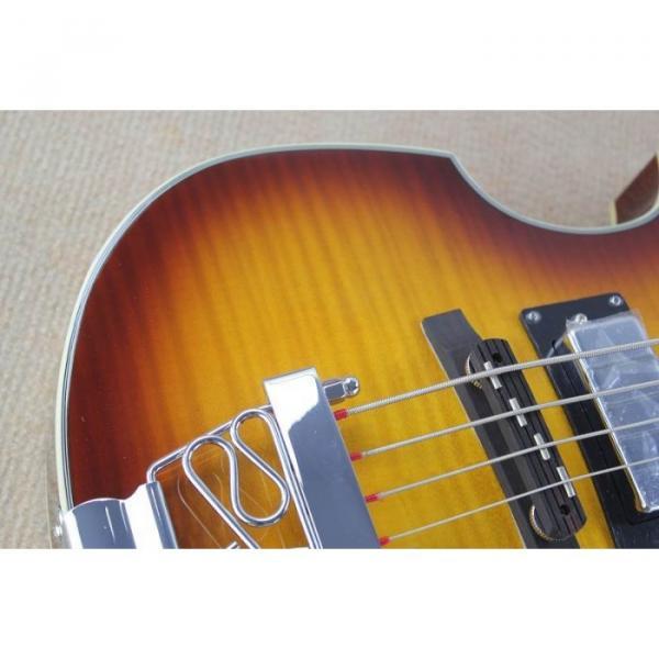 Custom Shop Hofner Vintage Electric Guitar #8 image