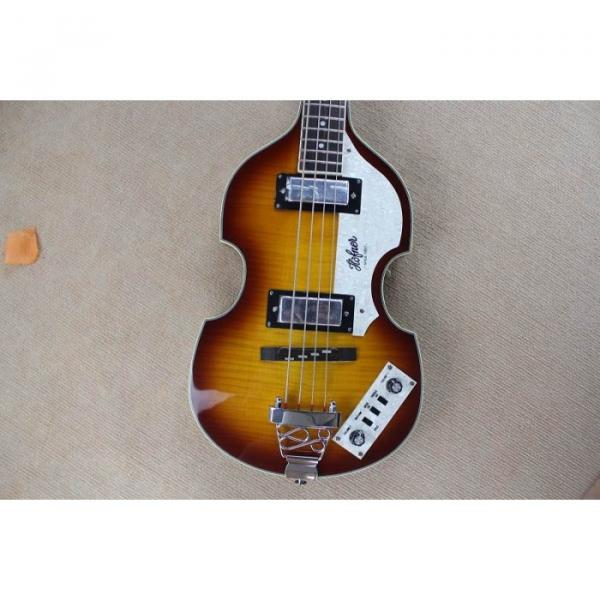 Custom Shop Hofner Vintage Electric Guitar #9 image