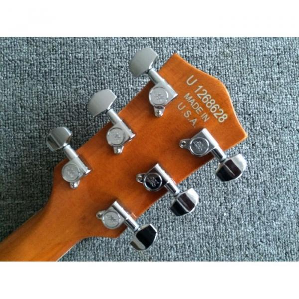 Custom Shop Ash Wood Gretsch G6131MYF Malcolm Young II Guitar #4 image