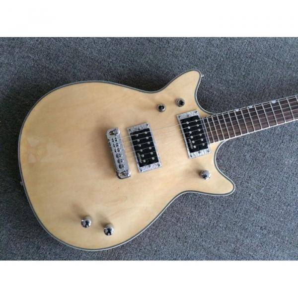 Custom Shop Ash Wood Gretsch G6131MYF Malcolm Young II Guitar #5 image