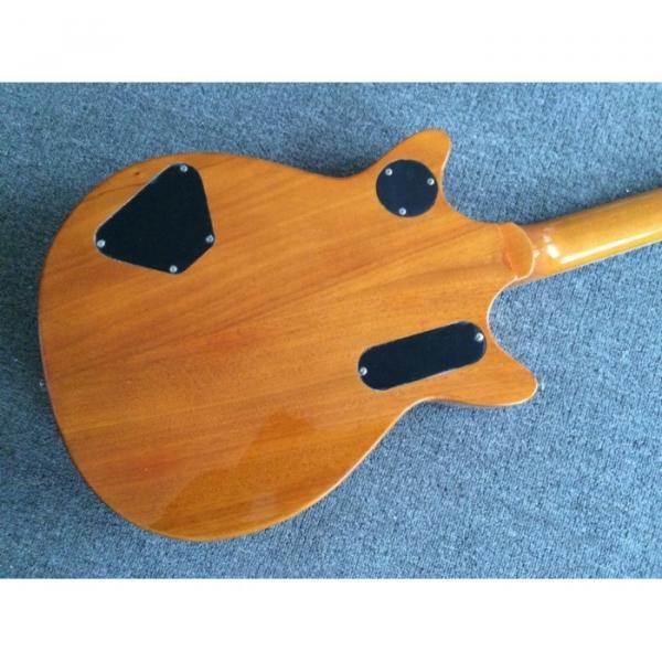 Custom Shop Ash Wood Gretsch G6131MYF Malcolm Young II Guitar #7 image