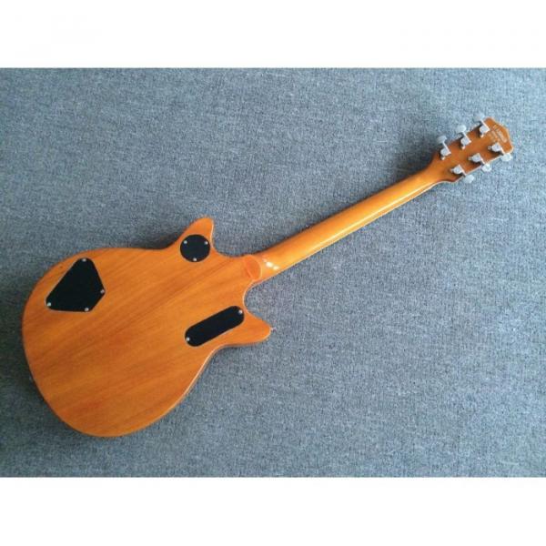 Custom Shop Ash Wood Gretsch G6131MYF Malcolm Young II Guitar #8 image