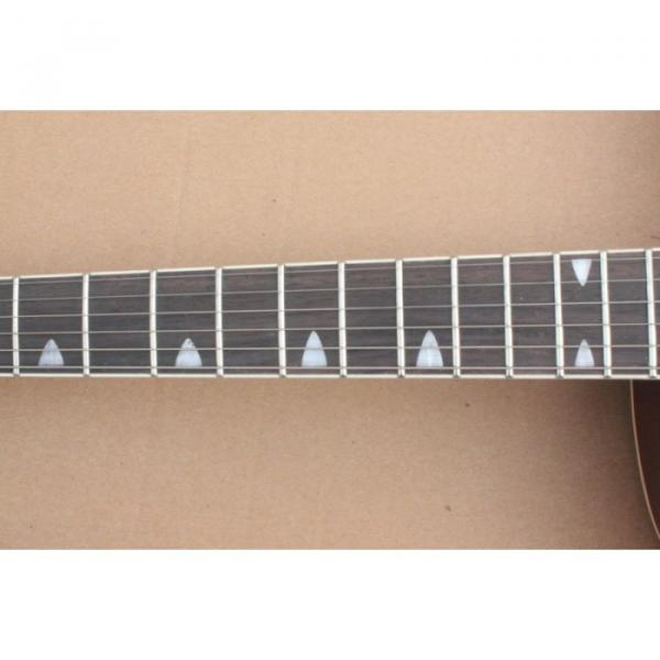 Custom Gretsch Brown Electric Guitar #7 image