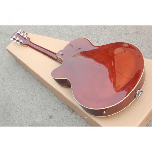 Custom Gretsch Brown Electric Guitar #9 image