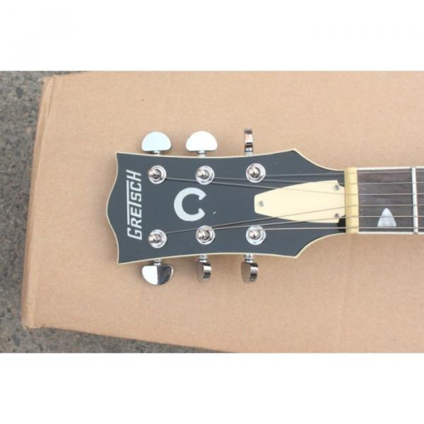 Custom Gretsch Brown Electric Guitar #11 image