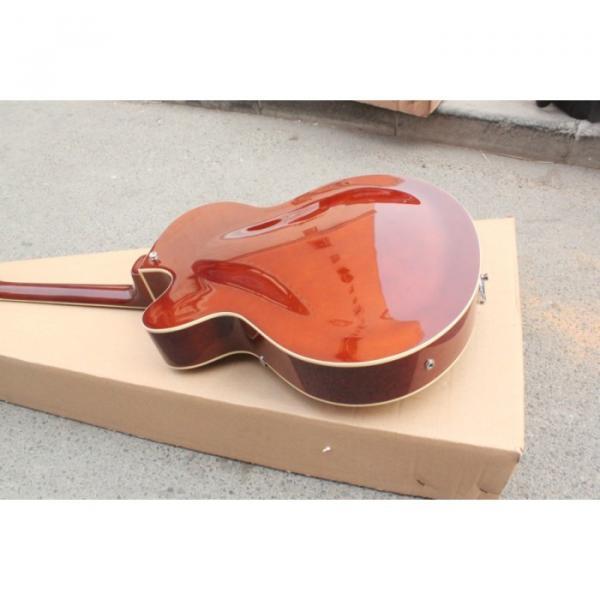 Custom Gretsch Brown Electric Guitar #12 image