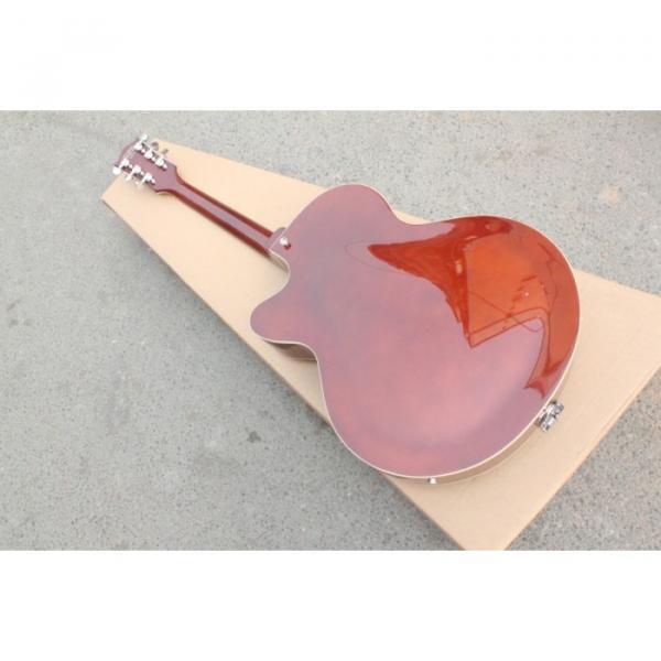 Custom Gretsch Brown Electric Guitar #13 image