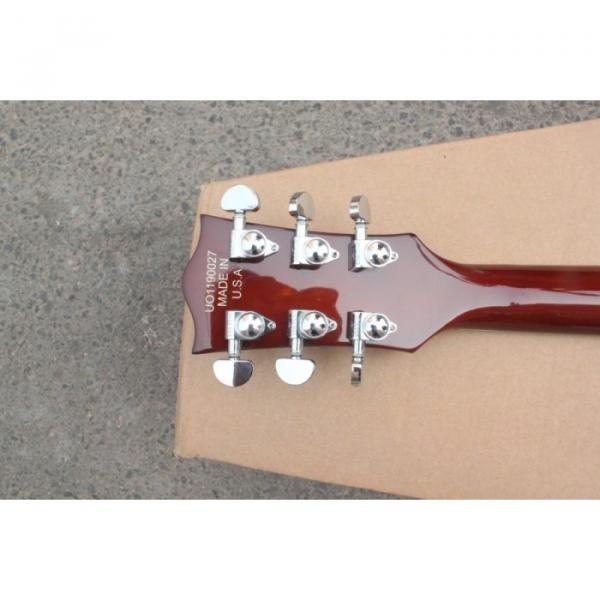 Custom Gretsch Brown Electric Guitar #14 image