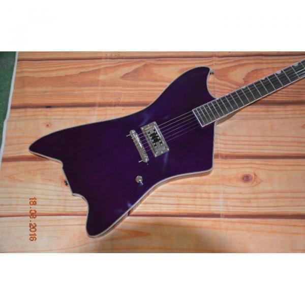 Custom Gretsch  G6199 Billy-Bo Jupiter Thunderbird Purple Electric Guitar #8 image