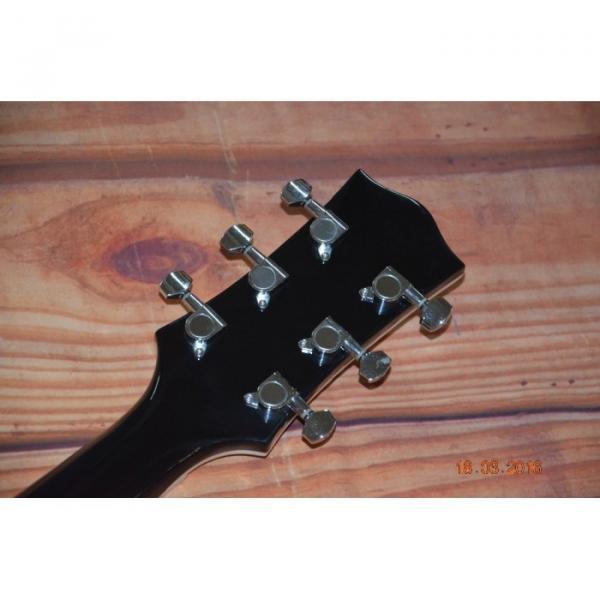 Custom Gretsch  G6199 Billy-Bo Jupiter Thunderbird Purple Electric Guitar #9 image