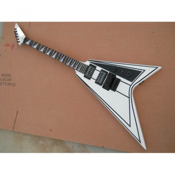 Flying V Jackson USA RR1 Randy Rhoads Electric Guitar #7 image