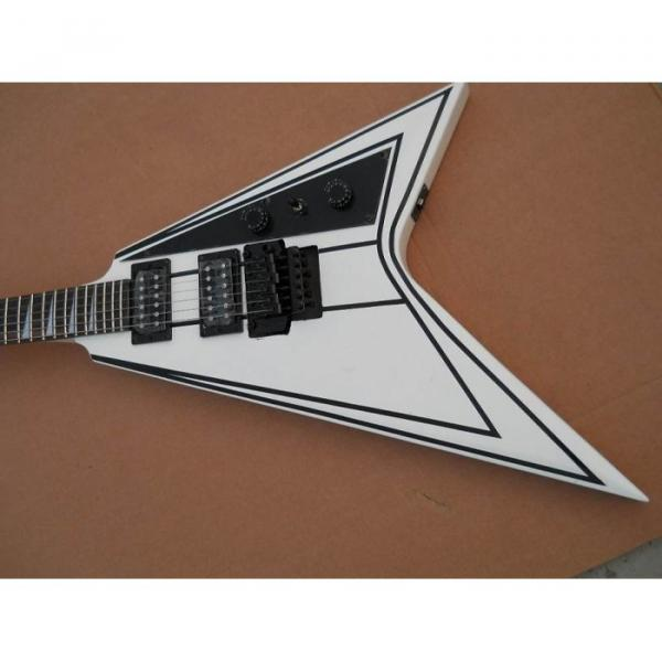 Flying V Jackson USA RR1 Randy Rhoads Electric Guitar #9 image