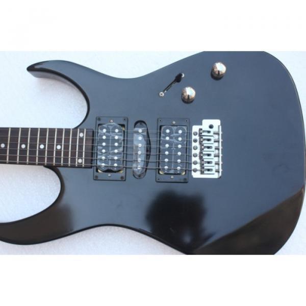 Custom Shop Jackson Black Electric Guitar #7 image