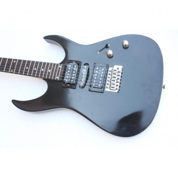 Custom Shop Jackson Black Electric Guitar #9 image