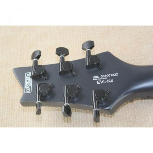 Custom Shop Cort Black Electric Guitar #7 image