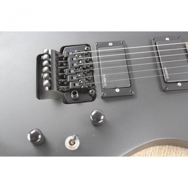 Custom Shop Cort Black Electric Guitar #8 image