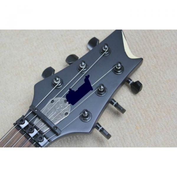 Custom Shop Cort Black Electric Guitar #10 image