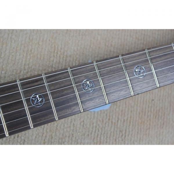Custom Shop Cort Black Electric Guitar #11 image