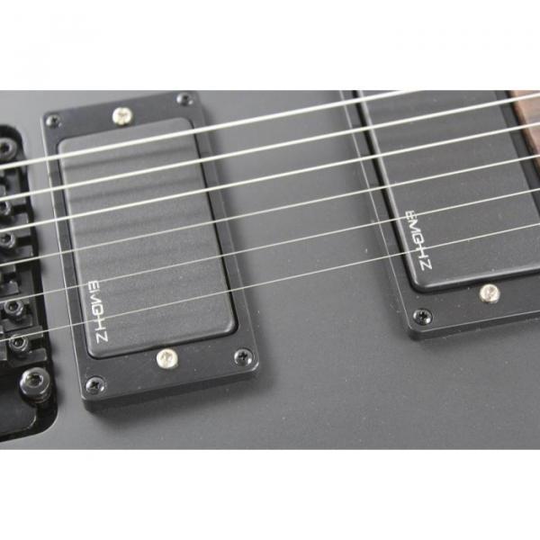 Custom Shop Cort Black Electric Guitar #12 image