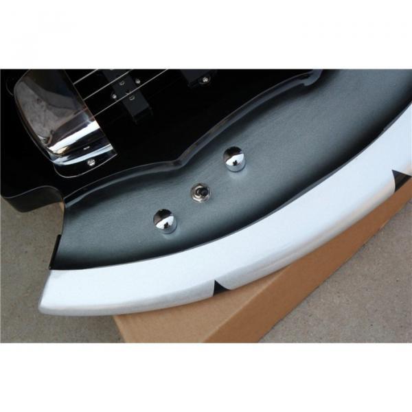 Custom Shop Cort Axe Black Gene Simmons 4 String Bass #7 image