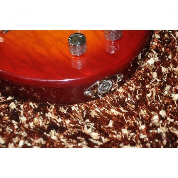 Custom Shop 4 String Cort Sunburst Electric Bass #11 image